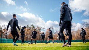Przygotowania do meczów z Miedzią i Bruk-Bet Termaliką