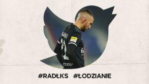 Read more about the article O czym ćwierka Twitter po meczu z Radomiakiem