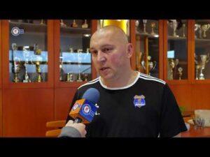Trener Lewandowski przed pojedynkiem z wiceliderem