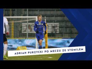 Read more about the article [MIEDŹ TV] Adrian Purzycki ocenia mecz Miedzi ze Stomilem