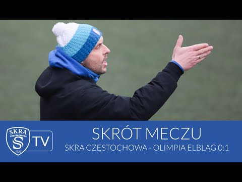 Skrót meczu: Skra Częstochowa – Olimpia Elbląg | 2.12.2020