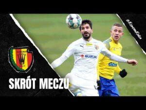 Skrót meczu Arka Gdynia – Korona Kielce 1:0 (03.12.2020)