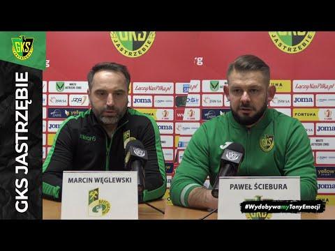 [GKS TV] Konferencja prasowa po meczu z GKS-em Bełchatowem