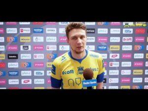 Wypowiedzi po meczu z Vervą Warszawa Orlen Paliwa   #STALNYSA