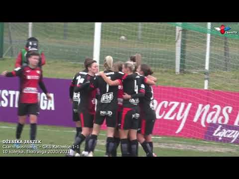 Czarni Sosnowiec: Ekstraliga kobiet Bramki 2020