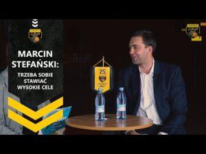 Marcin Stefański: Trzeba sobie stawiać wysokie cele | Trefl Sopot