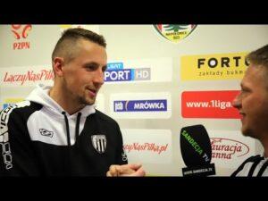 Puszcza Niepołomice – Sandecja 0-1 (0-0), Michal Piter-Bučko
