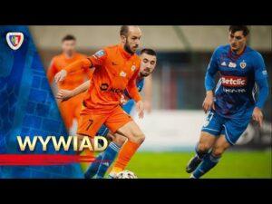 Read more about the article WYWIAD   Martin Konczkowski po meczu z Zagłębiem Lubin   6 12 2020