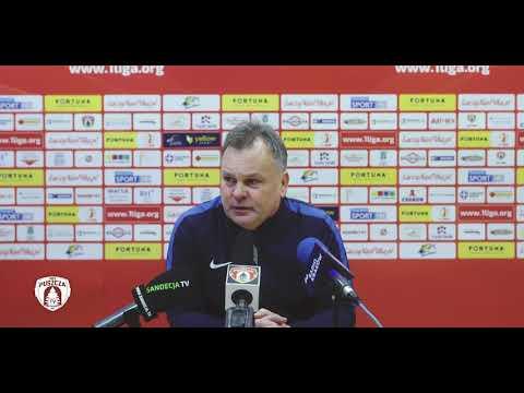 Tomasz Tułacz ocenia porażkę   PUSZCZA TV