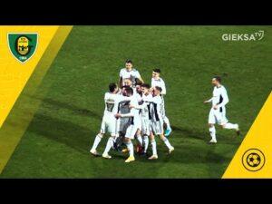 Skrót meczu GKS Katowice – Chojniczanka Chojnice 1:2 (6 12 2020)