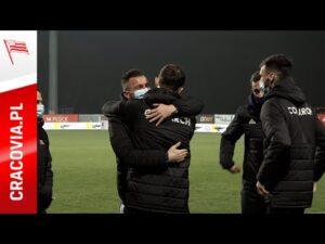 Read more about the article #ToSięNagrało: Kulisy meczu Wisła Płock – Cracovia (27.11.2020)