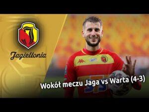 Wokół meczu Jaga vs Warta (4-3)