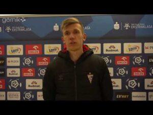 Read more about the article Piotr Krawczyk o meczu z Wisłą Płock