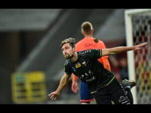 16. kolejka Fortuna1Liga: Skrót meczu GKS Tychy – Odra Opole 2:0