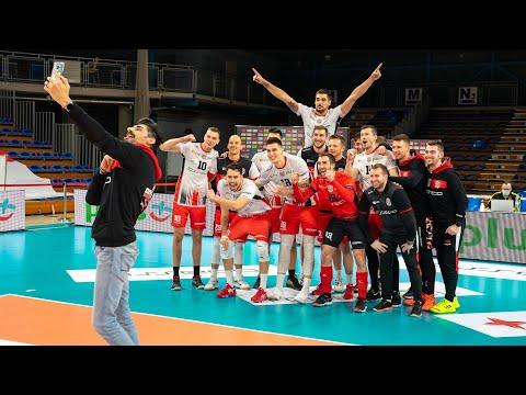 Kulisy meczu Asseco Resovia – GKS Katowice
