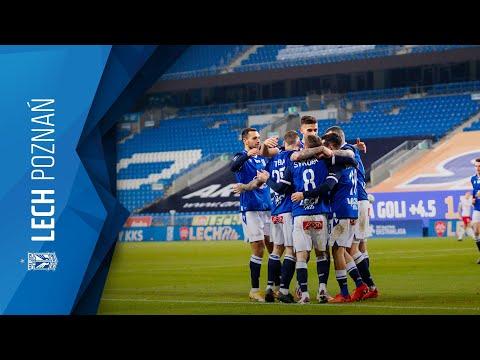 You are currently viewing GENIU, to DLA CIEBIE! KULISY meczu LECH Poznań – PODBESKIDZIE Bielsko-Biała 4:0