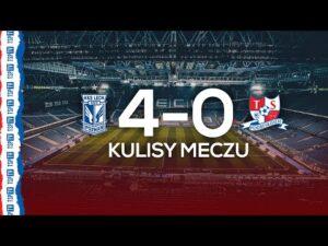 Read more about the article KOLEJORZ LEPSZY OD GÓRALI   Kulisy meczu Lech Poznań – Podbeskidzie 4:0