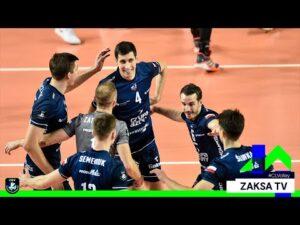 Read more about the article Pierwsze zwycięstwo w #CLVolleyM   Krzysztof Rejno, Paweł Zatorski