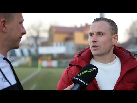 Sandecja – GKS 1962 Jastrzębie 3-0 (2-0), Damian Chmiel