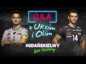 #gdańskielwy bez ściemy: Uksi i Oli   Trefl Gdańsk