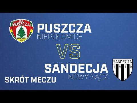 [Skrót] Puszcza Sandecja 0-1| PUSZCZA TV