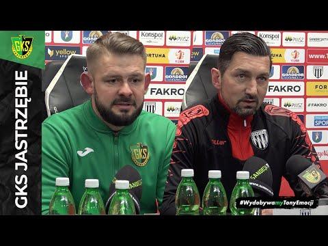 [GKS TV] Konferencja prasowa po meczu z Sandecją