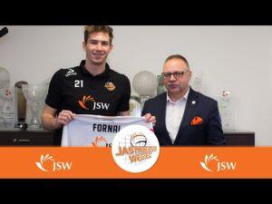 Read more about the article Tomasz Fornal na kolejne trzy sezony w Jastrzębskim Węglu!