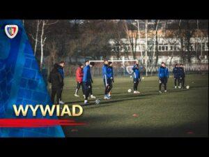 Read more about the article WYWIAD | Trener Fornalik i Dominik Steczyk przed meczem z Podbeskidziem | 10|12|2020
