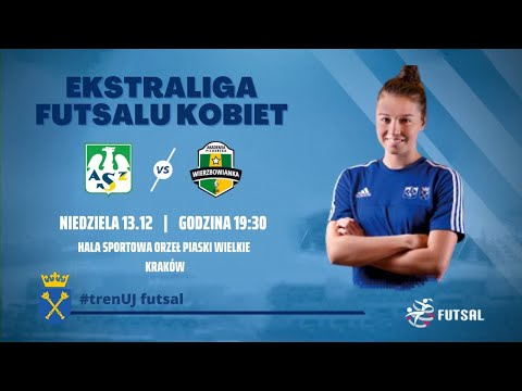 Ekstraliga Futsalu AZS UJ Kraków – Wierzbowianka Wierzbno