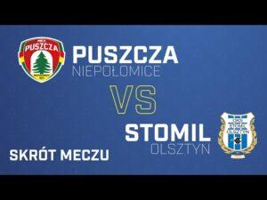 [Skrót] Puszcza – Stomil 0-2 PUSZCZA TV
