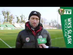 Trenerzy P. Jawny, J., P. Cretti po meczu Śląsk II – Olimpia