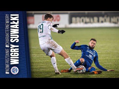 Bramki | Wigry Suwałki 1:1 (0:0) Olimpia Grudziądz
