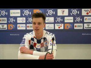 Adam Ryczkowski o meczu z Cracovią