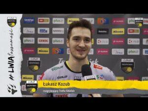 Read more about the article Łukasz Kozub i Maciej Olenderek po wygranej z MKS-em Będzin | Trefl Gdańsk