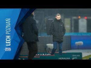 TRENER Dariusz ŻURAW po meczu STAL Mielec – LECH Poznań