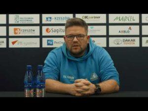 Konferencja po meczu Stal Rzeszów – GKS Katowice