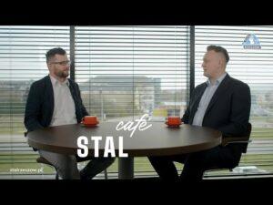 Read more about the article Stal Cafe #1 – Jak digitalizacja może pomóc Twojej firmie? | SAGITUM x STAL RZESZÓW