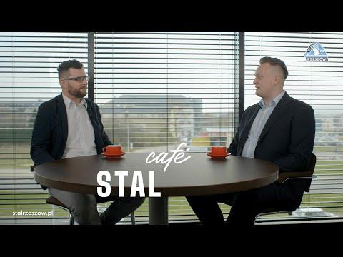 Stal Cafe #1 – Jak digitalizacja może pomóc Twojej firmie? | SAGITUM x STAL RZESZÓW