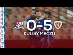 PIAST WYWOZI 3 PUNKTY   Kulisy meczu Podbeskdzie – Piast 0:5