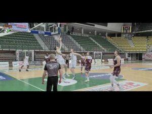 Zastal Enea BC Zielona Góra – PGE Spójnia Stargard 98:89 (skrót meczu)