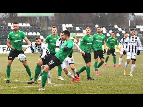 2020-12-13 Sandecja – Górnik Łęczna 1-1 (0-1), skrót meczu