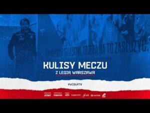 Kulisy meczu: Wisła Kraków – Legia Warszawa (12.12.2020)