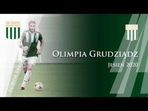 Olimpia Grudziądz: Bramki Jesień 2020!