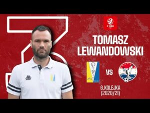 Tomasz Lewandowski vs Sokół Ostróda   Olimpijska Bramka Roku – 2. Liga
