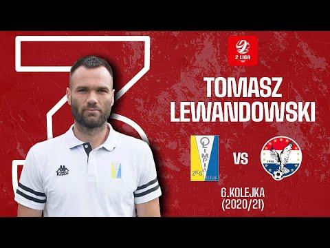 Tomasz Lewandowski vs Sokół Ostróda | Olimpijska Bramka Roku – 2. Liga