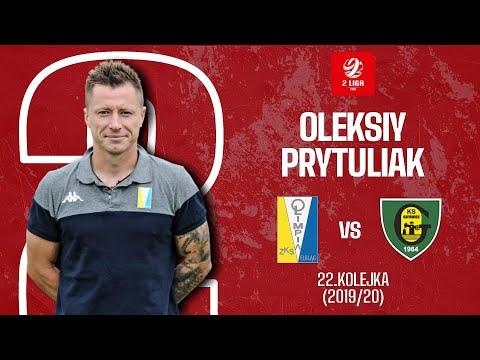 Oleksiy Prytuliak vs GKS Katowice | Olimpijska Bramka Roku – 2. Liga