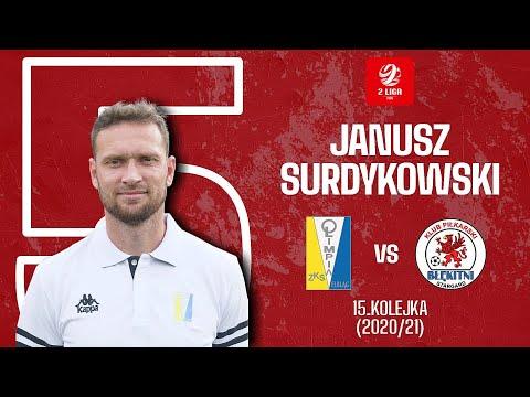 Janusz Surdykowski vs Błękitni Stargard | Olimpijska Bramka Roku – 2. Liga