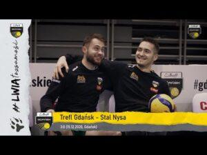 Wow, wow, wow – kulisy ósmego zwycięstwa z rzędu #gdańskichlwów   Trefl Gdańsk