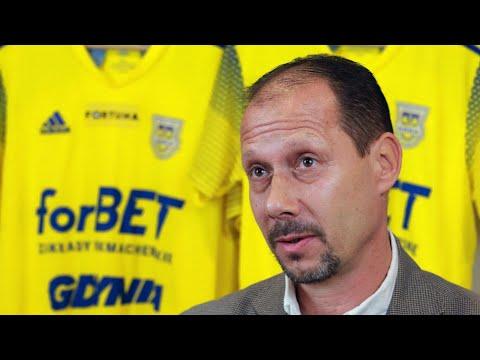 Dariusz Marzec trenerem Arki Gdynia