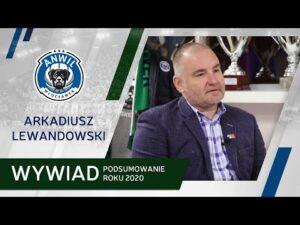 Wywiad | Prezes zarządu KK Włocławek Arkadiusz Lewandowski